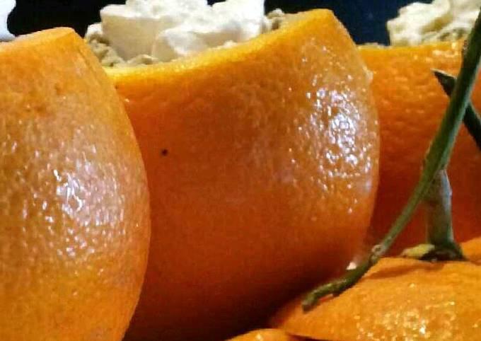 AMIEs Orange Icecream