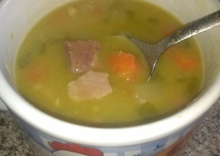 Split Pea Ham Soup