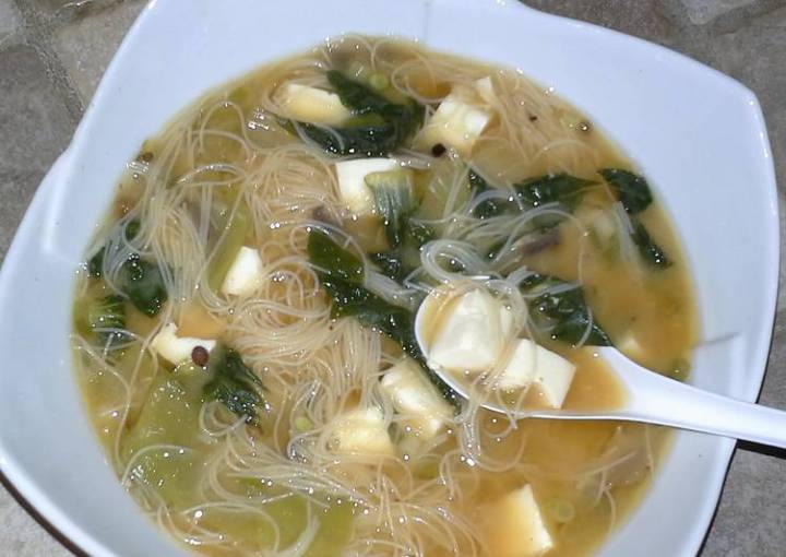 Astragal & Miso Soup
