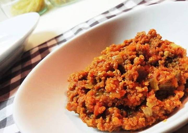 Healthy Dry Curry with lots of Carrot
