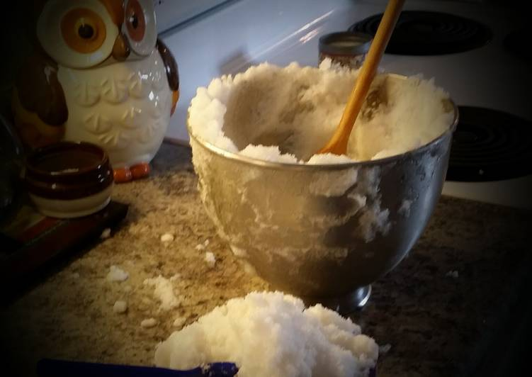 Snow Dreamy Ice Cream