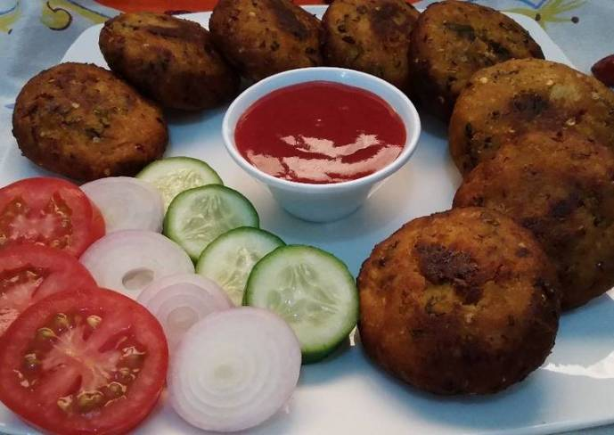 Turnip Surprise Kebab