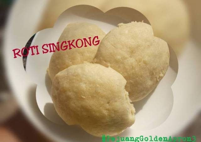 ROTI SINGKONG (PAKAI REBREAD)
