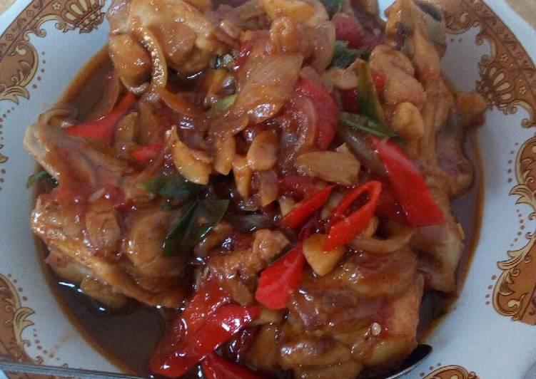 Ayam kungpow