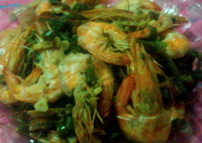 Resep Tim udang simple, sehat, non msg, non gula Bikin Laper