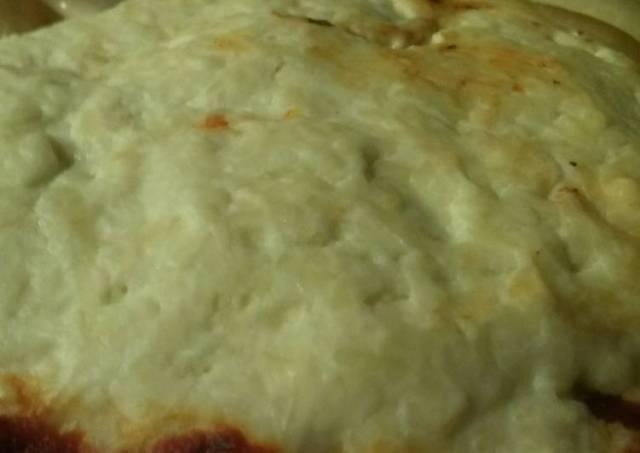 Kandi's Chicken Parmesan