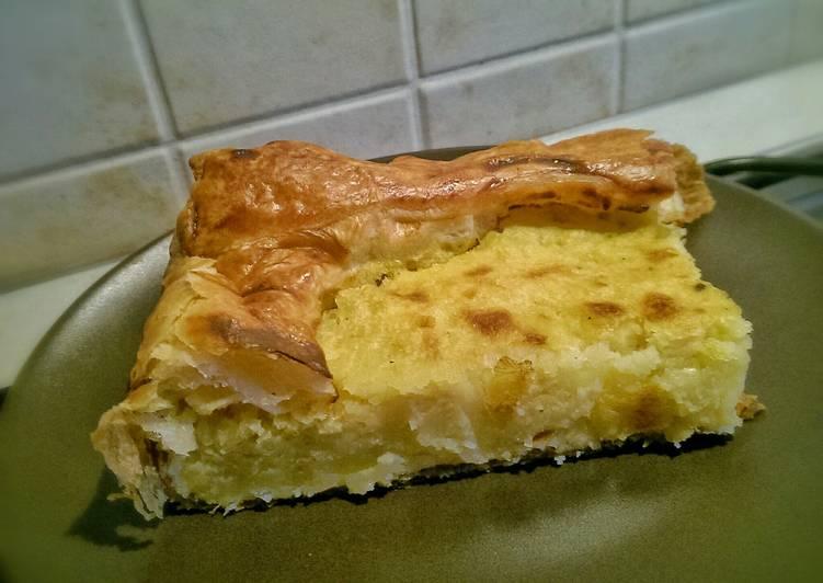Potato Pie (torta di patate)