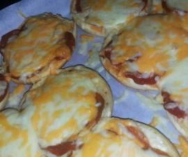 Easiest Way to Prepare Delicious Homemade Turkey Bagel Bites