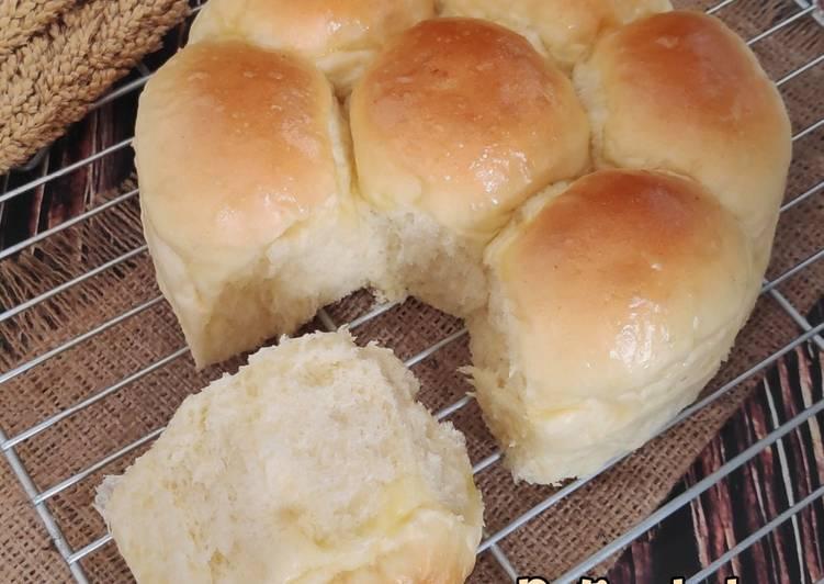 Roti sobek metode autolisis