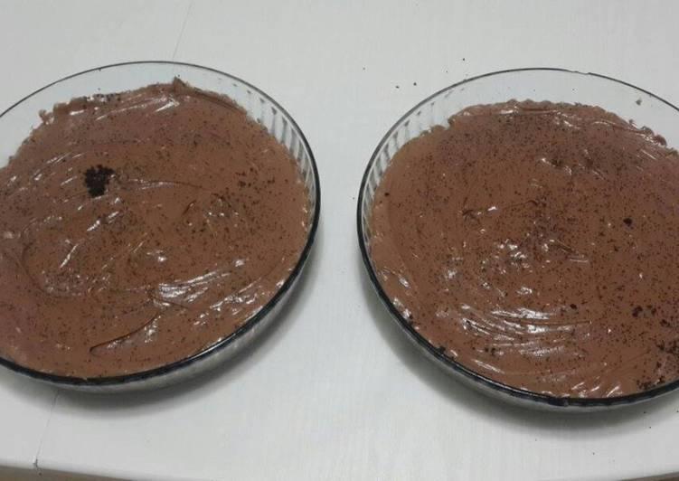 Nutella Oreo Cheesecake