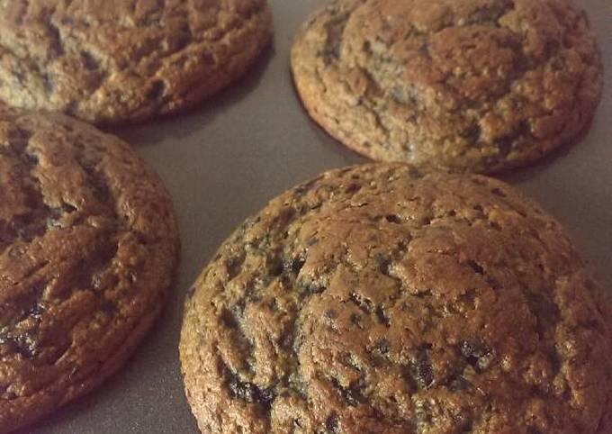 Plantain Protein Muffins
