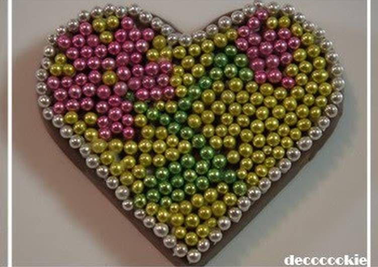 Valentine's Day Blooming Sakura Decoration Chocolate