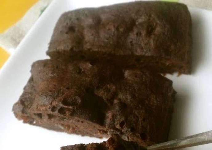 5 Minutes in a Microwave Easy Chocolate Cake
