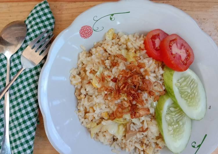 Nasi Goreng Kencur pedas