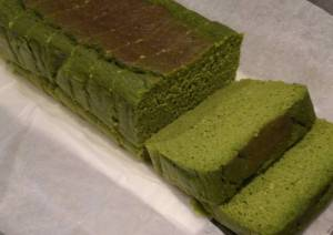 Steps to Prepare Any-night-of-the-week Matcha Cake with Okara (Soy Pulp) and Soy Milk