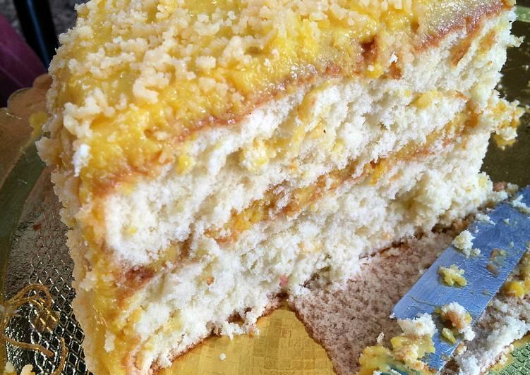 AMIEs Geleen Yema Cake