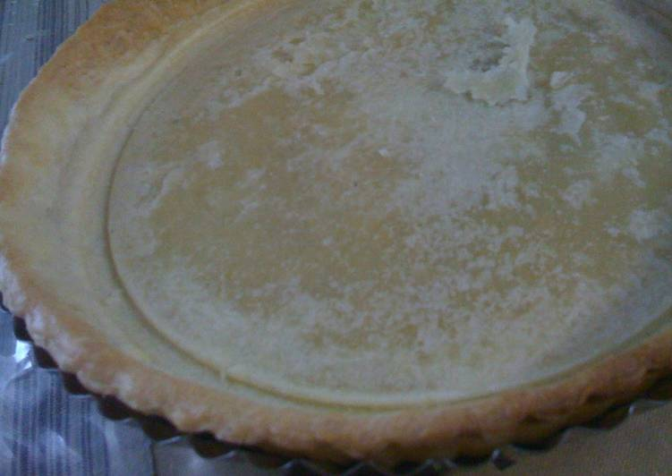 Tart Crust for Quiche