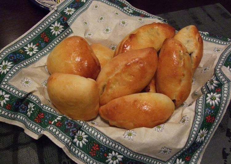 Authentic Russian Piroshki