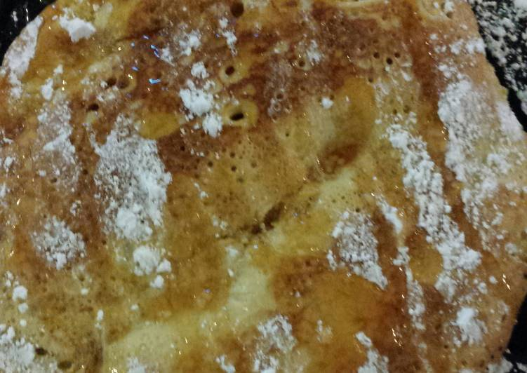 Gluten free pancake yum!