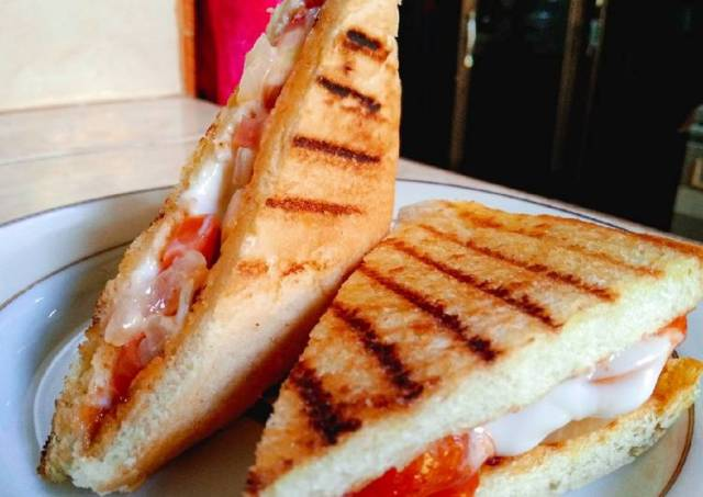 Low Fat Sandwich Homemade✨