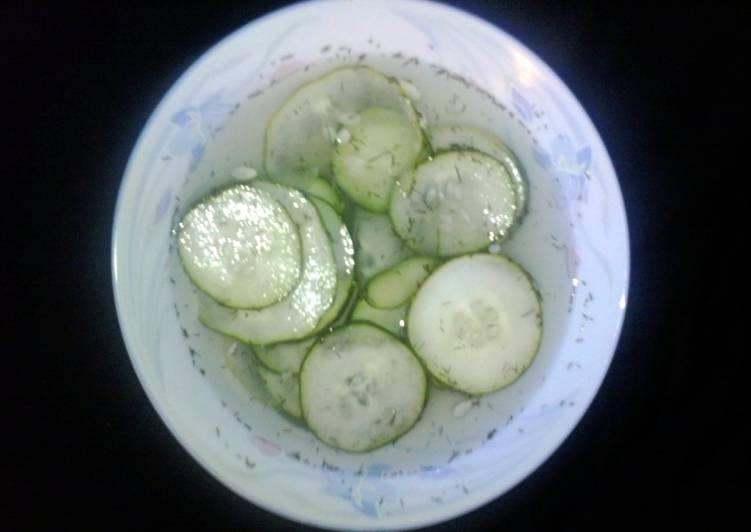 Hamburger Pickle Slices