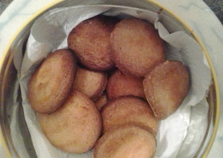 Catalan Palm Sunday's cookies