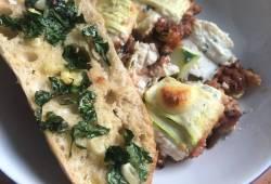 Rezept Zucchini-Rollen gefüllt mit Ricotta Köstlich