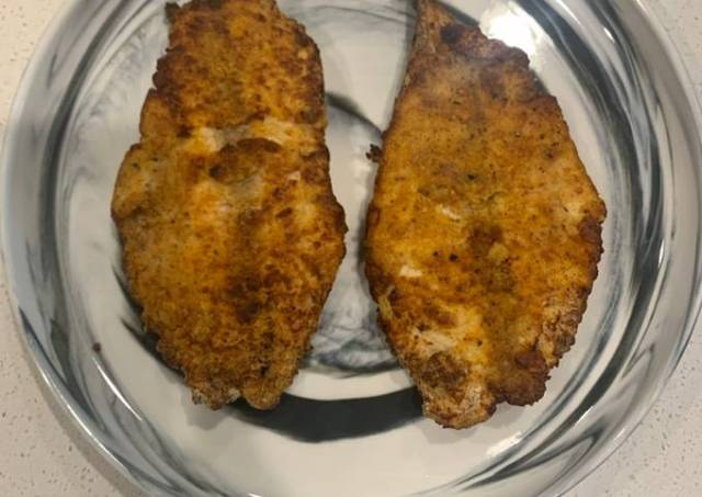 Low Carb Air-fryer Catfish