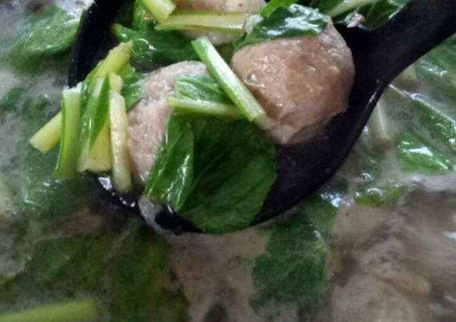 Meat Ball Soup (Bakso Sapi)