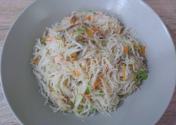 台式炒米粉 Taiwanese Fried Rice Vermicelli