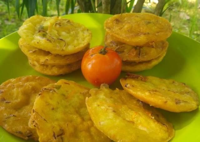 Bakwan sayur <Banjar>
