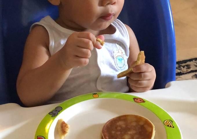 Pancake for baby