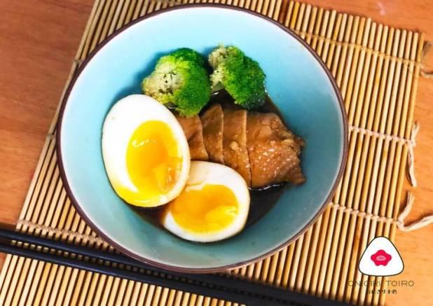 Ayam Charsiu Japanese Style 和風鶏チャーシュー