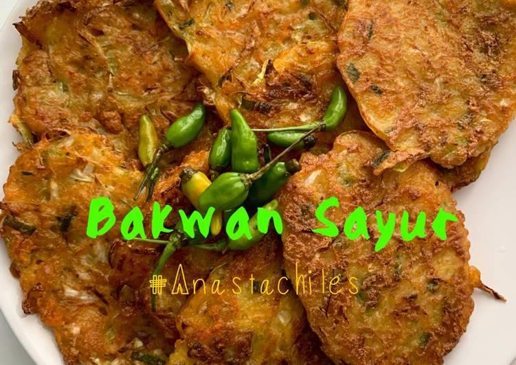 Bakwan Sayur - simple
