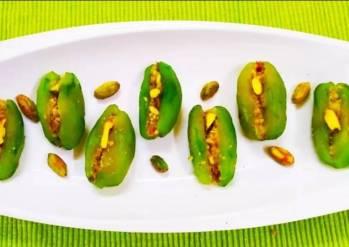 Simple Way to Prepare Speedy Parwal Mithai