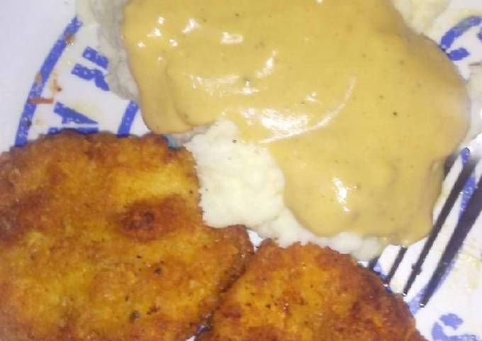 Homestyle Fried Chicken