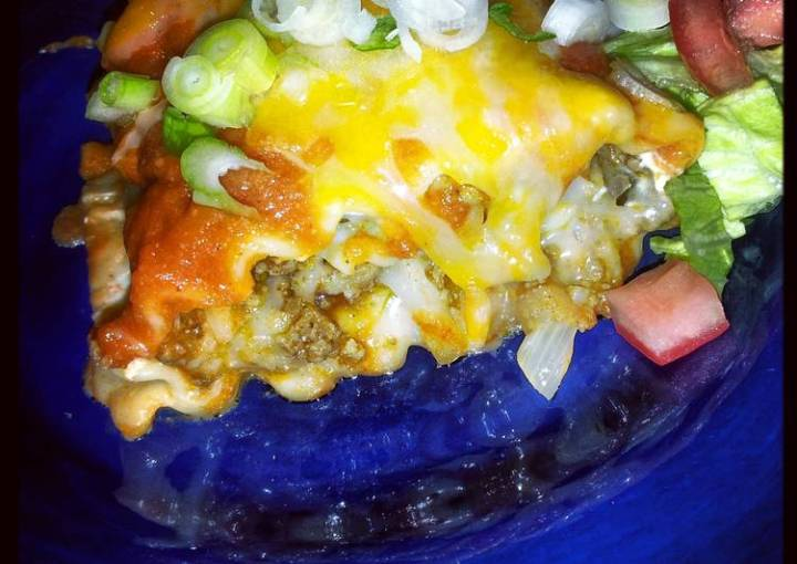 My Enchilada Rollups