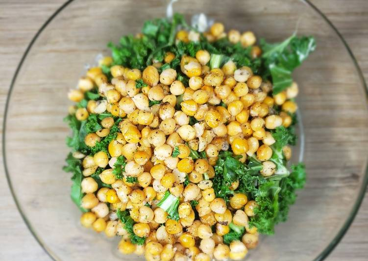Kale salad 🥗