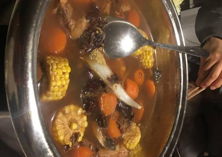 Chinese hot potketo