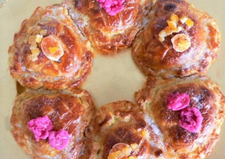 La galette de Shéhérazade