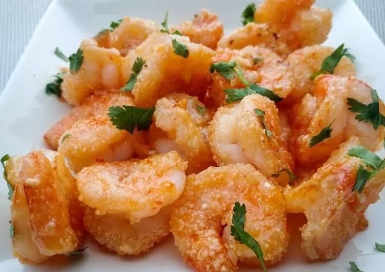 Thai Sweet Chili Garlic Shrimp