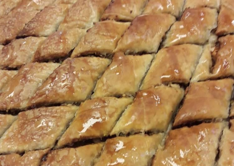 Baklavva - Greece sweet cake