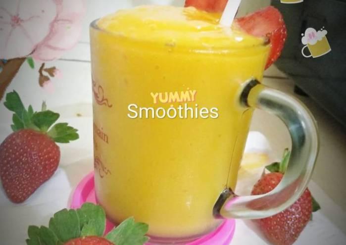 Resep Smoothies sehat (Untuk Diet) Paling Top