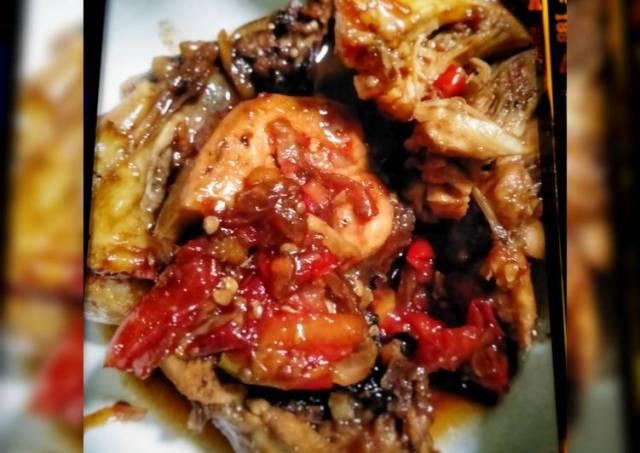 40. Ayam Kecap Simple