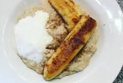 Rezept Bananen-Creme Porridge Köstlich