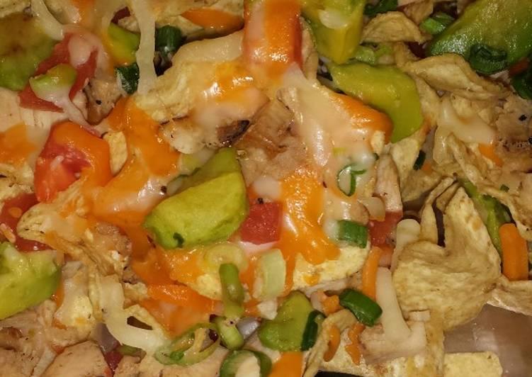 Gotta love nachos