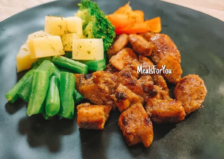Ayam Panggang Teflon - Resep Diet