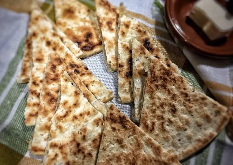 Une galette algérienne
