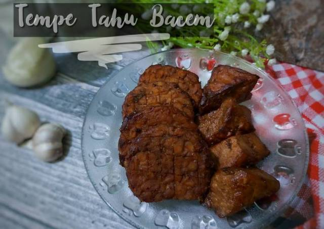 Tempe Tahu Bacem