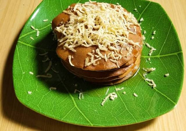 Pancake Simple No Mixer Anti Gagal